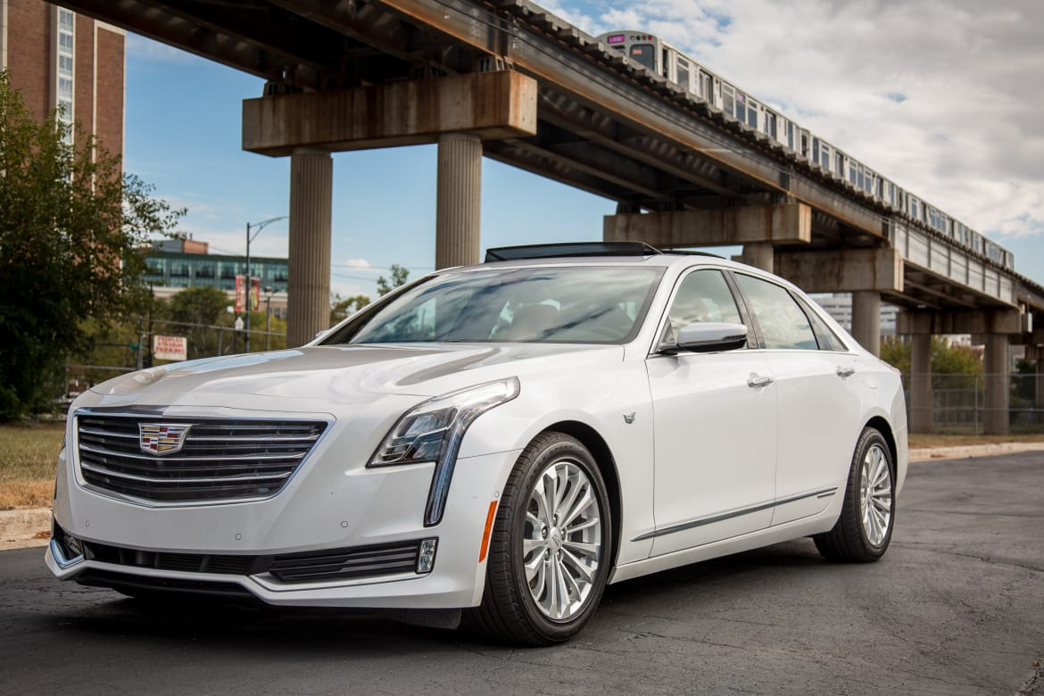 2017 Cadillac CT6 Plug-In Review: Smooth and Silent but Could Be Nicer Inside