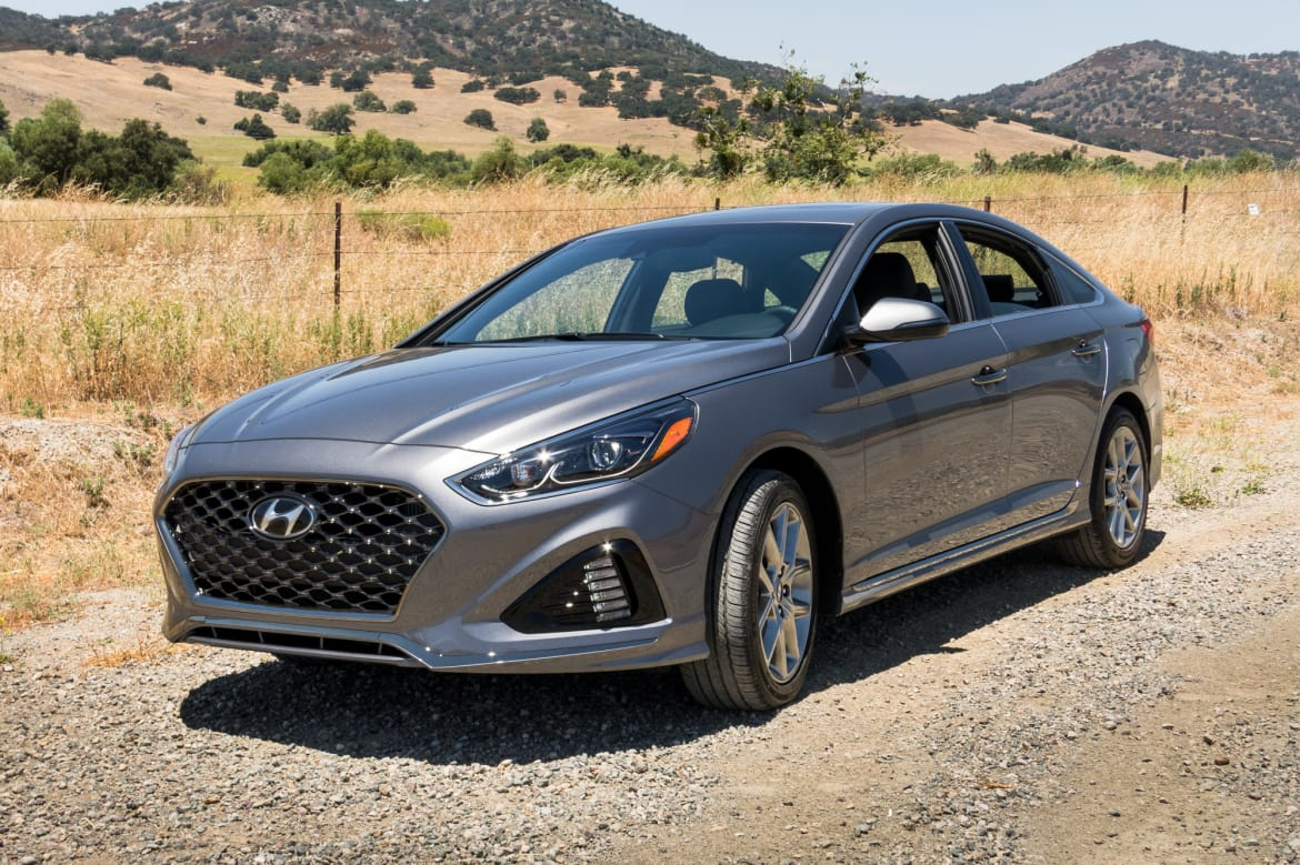 2018 Hyundai Sonata Review: First Drive | News | Cars com