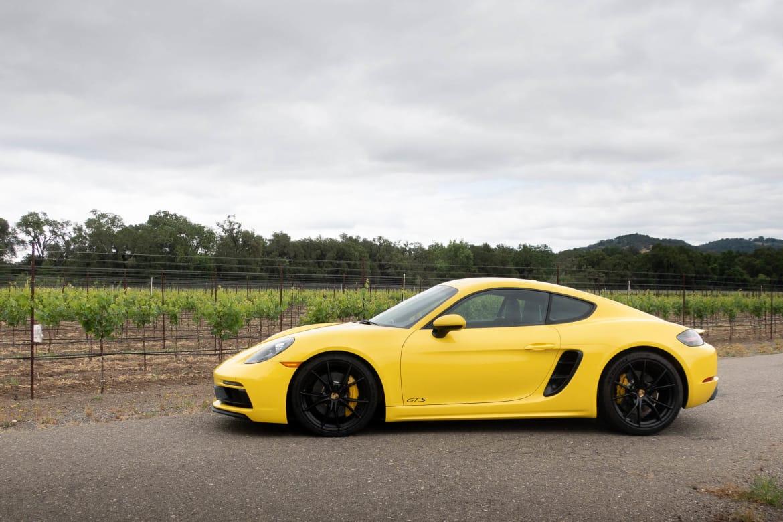 First Drive 2018 Porsche 718 Gts Might Be Porsches Best