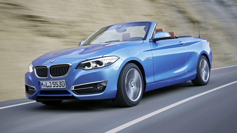 Bmw Drops Manual Option For 2 Series News Cars Com
