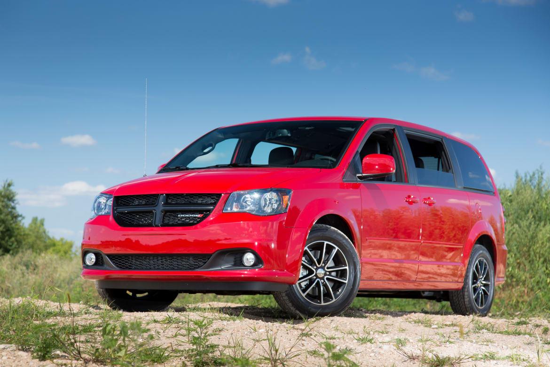 2014-2015 Dodge Grand Caravan, Chrysler Town & Country