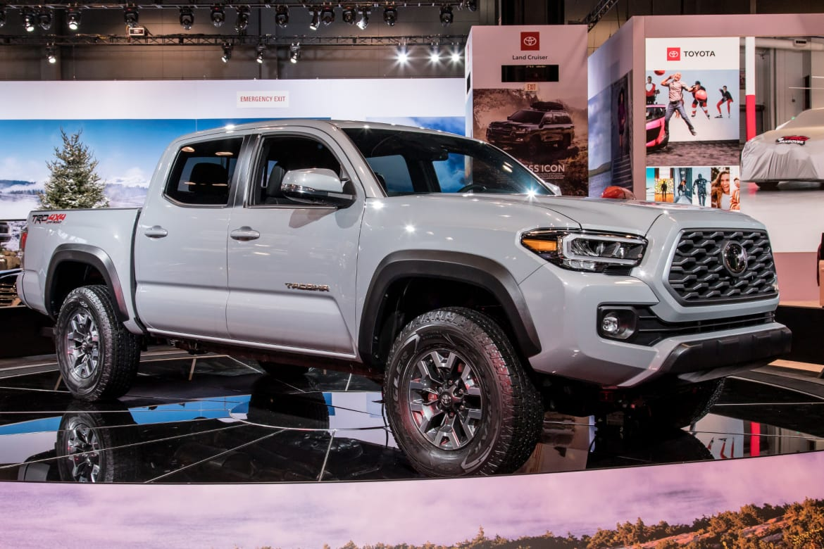 New Toyota Tacoma >> 2020 Toyota Tacoma Tops What S New This Week On Pickuptrucks Com