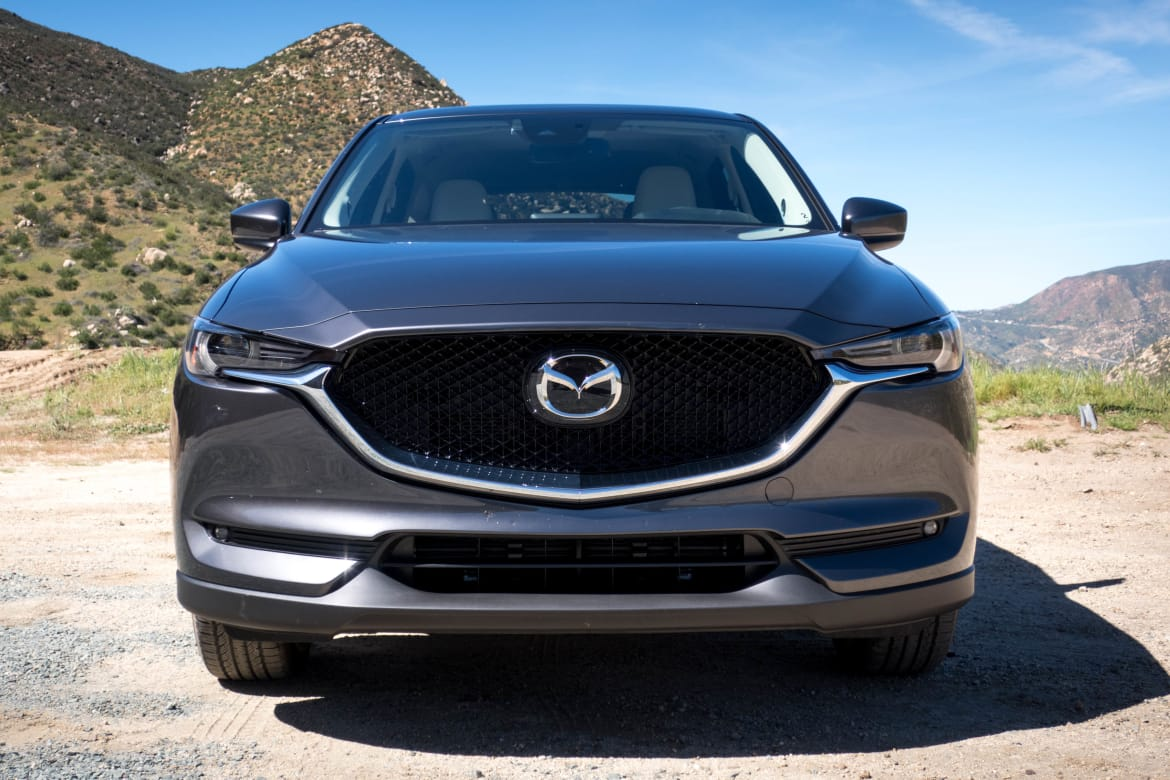 2018 Mazda CX-5: Redesign, Styling, Changes, Price >> 2017 Mazda Cx 5 Review First Drive News Cars Com