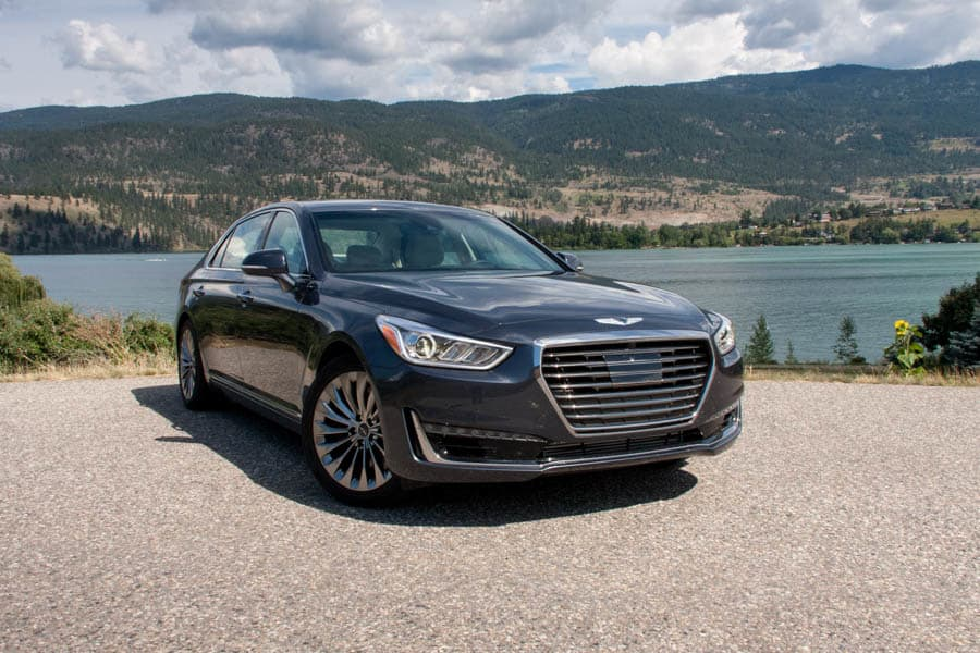 2017 Genesis G90: Our View