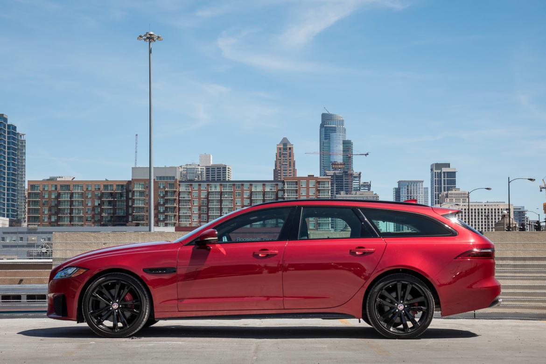 2018 Jaguar XF Sportbrake Review: Enthusiasts Might Not Rejoice