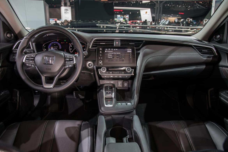 Honda Civic Miles Per Gallon >> Want A 55 Mpg Honda Civic Check Out The 2019 Honda Insight