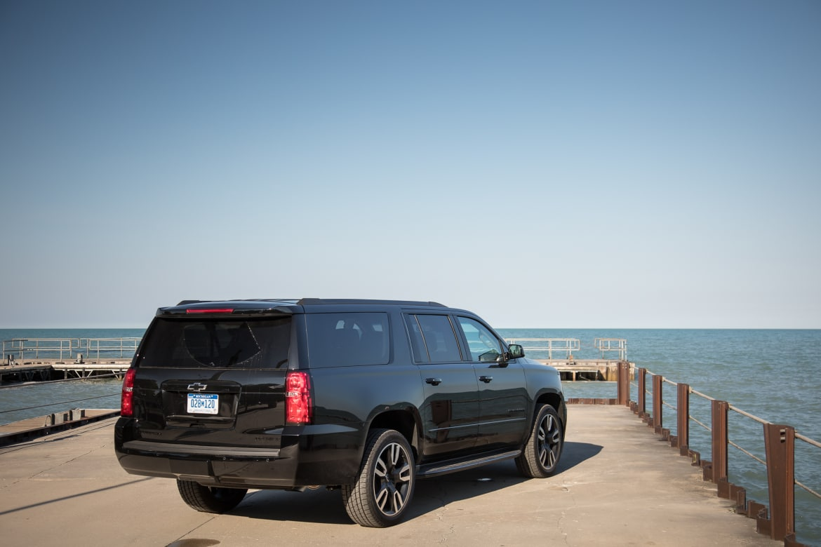 What Does It Cost To Fill Up A 2019 Chevrolet Suburban