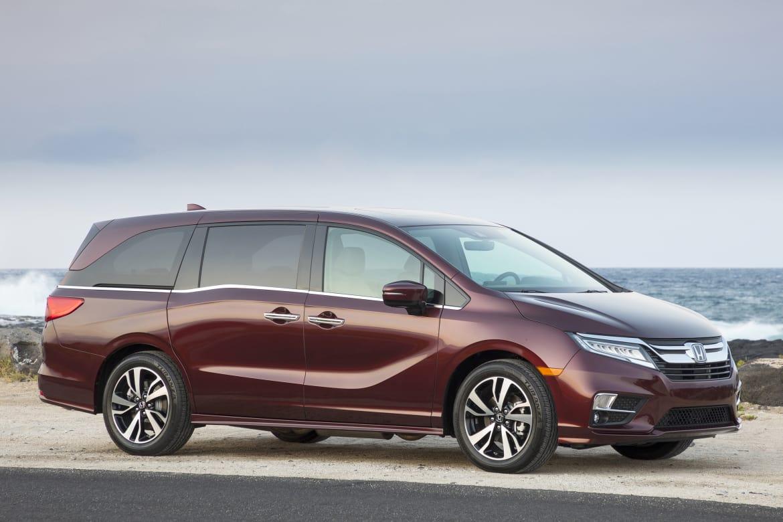2012 Vs 2018 A Honda Odyssey News Cars Com