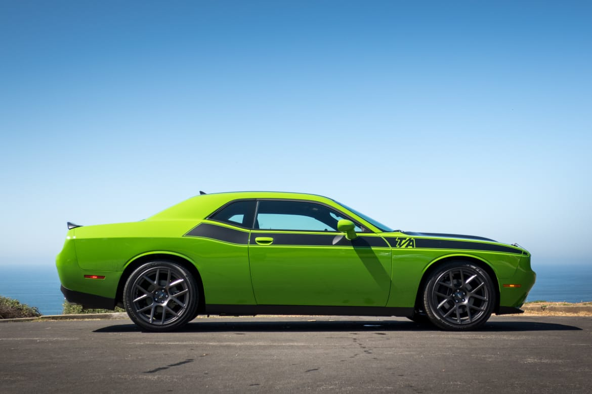 What Does Dodge Rt Stand For >> 2017 Dodge Challenger T A Review Quick Spin News Cars Com
