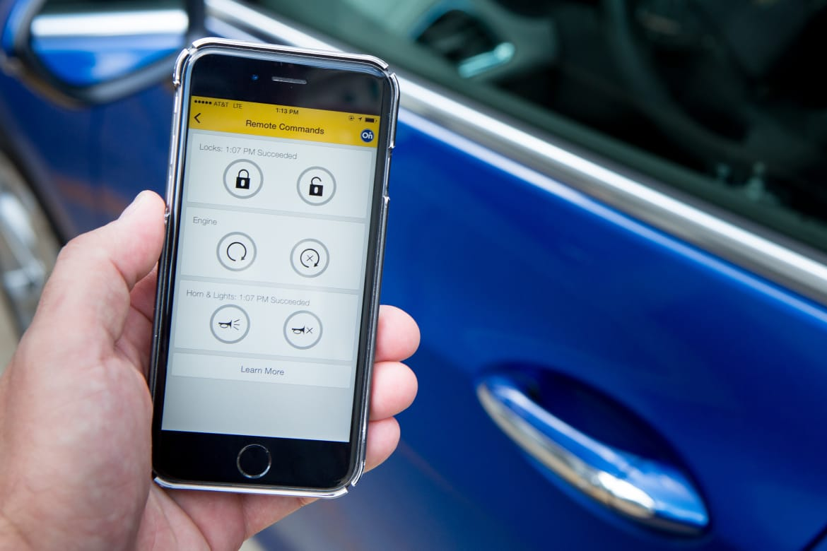 Five Cool Things You Can Do With the myChevrolet Phone App