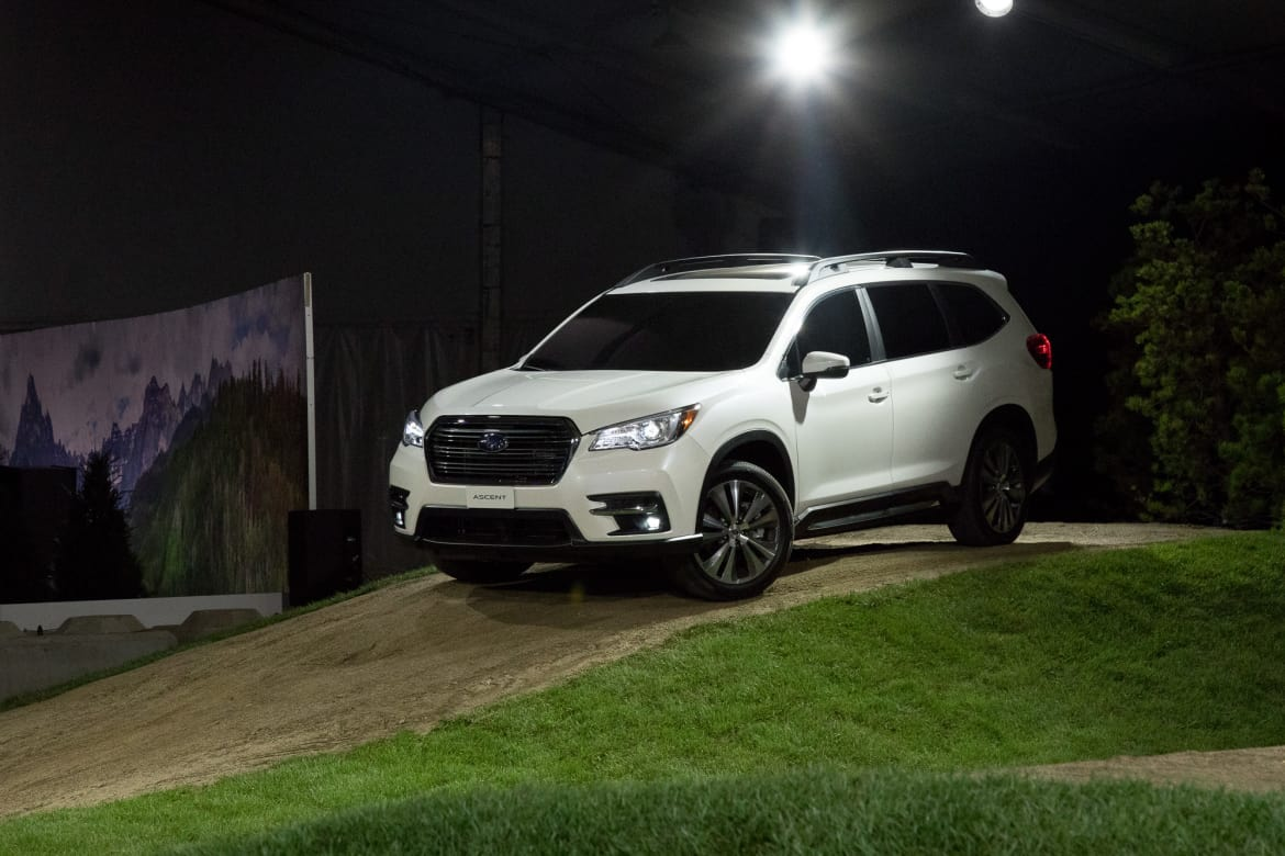 Subaru Announces Price, Gas Mileage for 2019 Ascent | News | Cars com