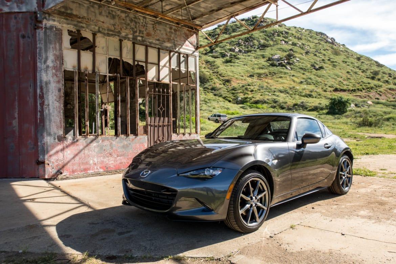 2019 Mazda Mx 5 Miata Rf Increases In Price Power News Cars Com