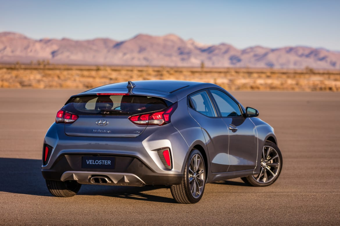 What Does It Cost to Fill Up a 2019 Hyundai Veloster ...