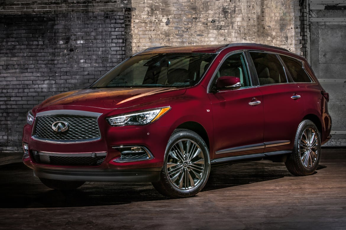 Infiniti To Show Dressed Up 2019 Qx60 Qx80 Limited Models In Nyc