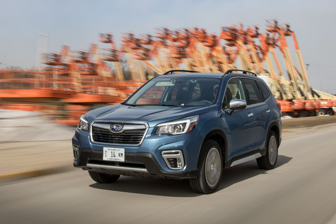 2019 Subaru Forester MPG: Our Real-World Testing Results