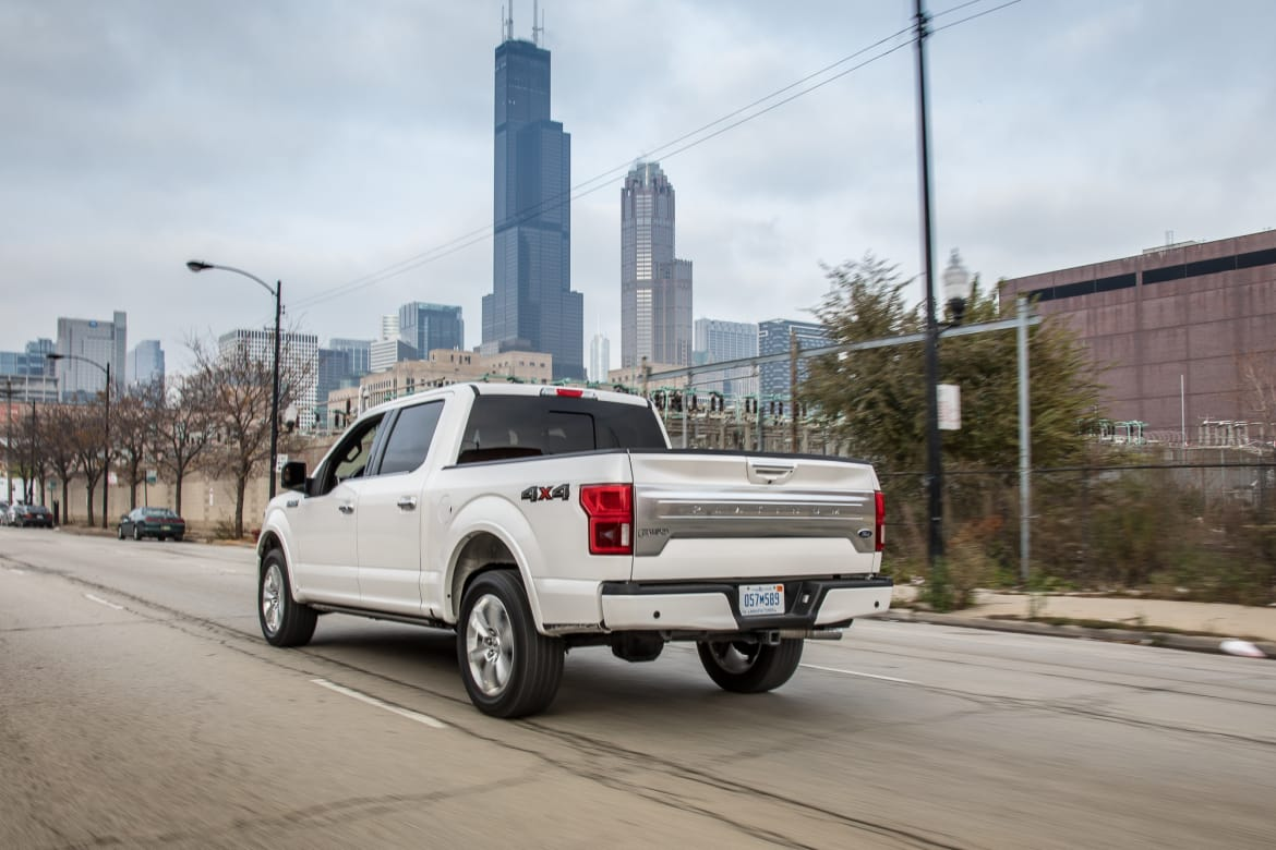 2018 Ford F-150: What Does It Cost to Fill Up the V-8? | News | Cars com