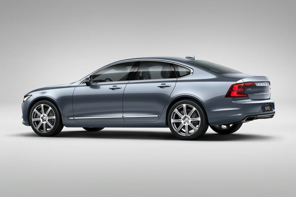 What Does It Cost To Fill Up A 2019 Volvo S90 News Cars Com