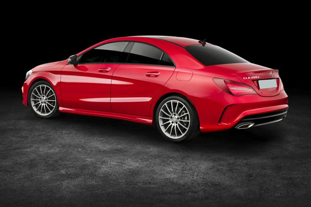 What Does It Cost to Fill Up a 2019 Mercedes-Benz CLA-Class