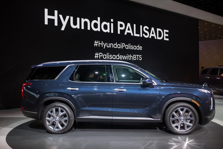 Milwaukee Auto Show 2020.2019 Milwaukee Auto Show 2020 Hyundai Palisade Tops 5
