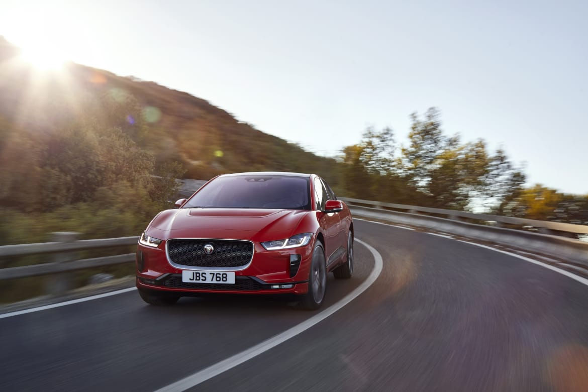 2019 Jaguar I-Pace EV: Design, Specs, Mileage, Price >> 2019 Jaguar I Pace Stays Close To Concept News Cars Com