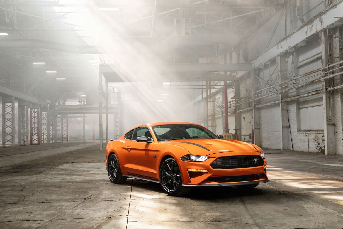 01 ford mustang ecoboost high performance package 2020