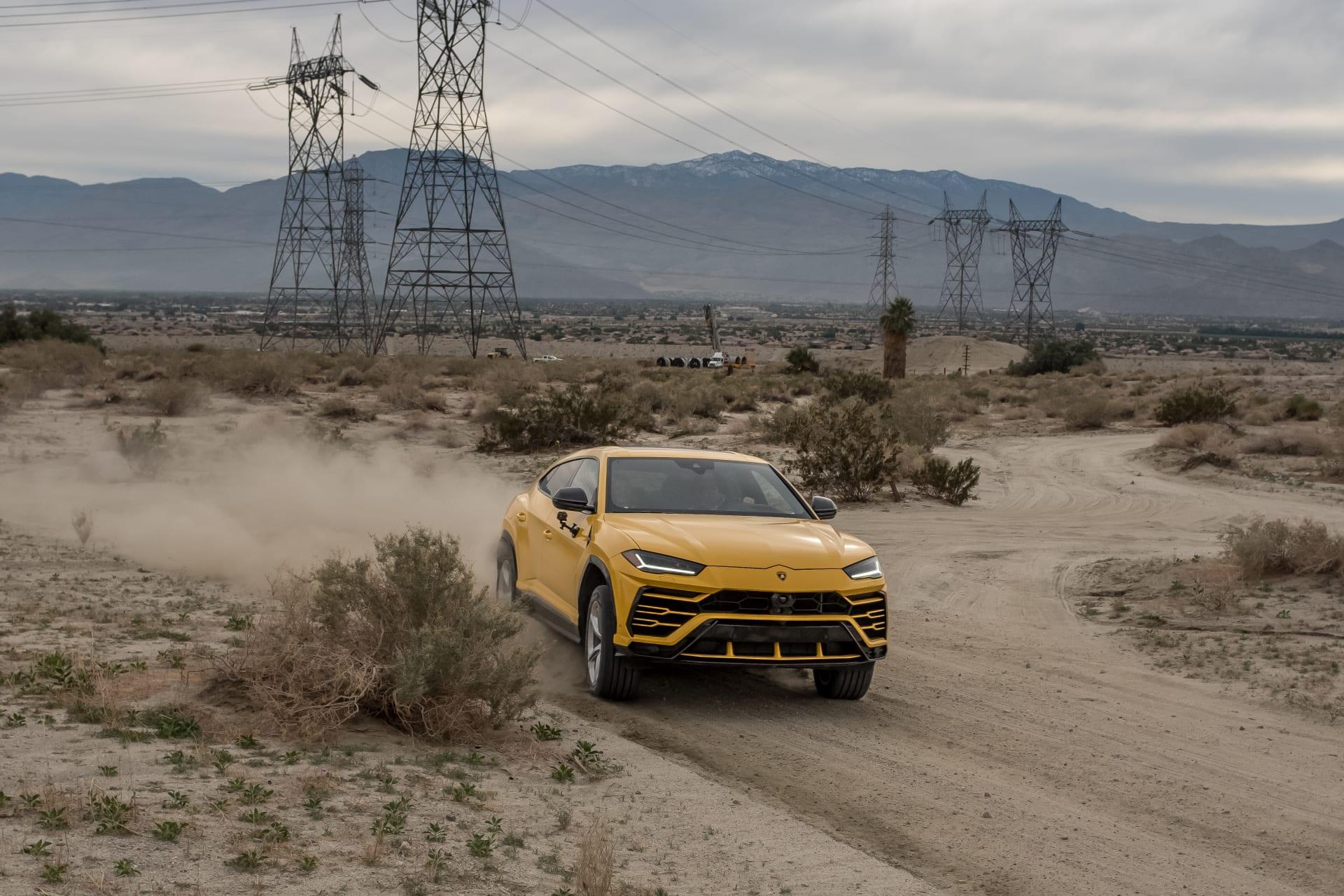2019 Lamborghini Urus First Drive: Supercar Cattle-Prodding