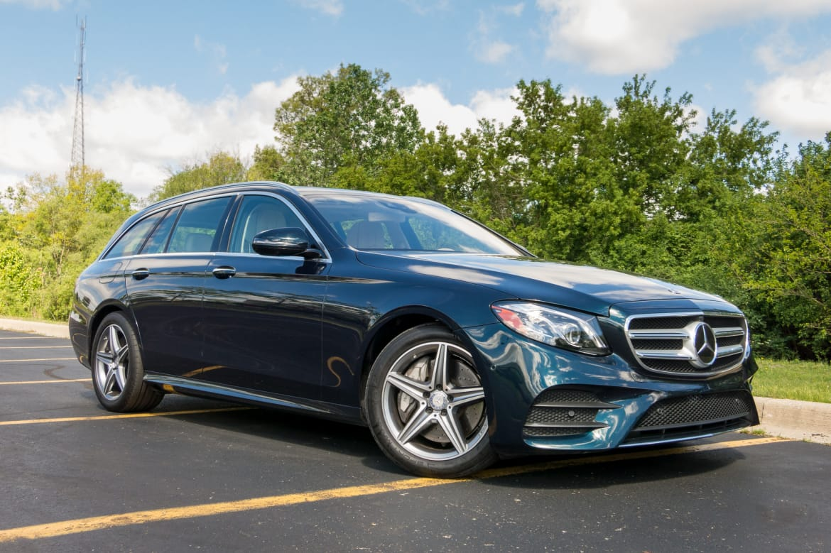 5 Reasons Why Your Next Mercedes-Benz Should Be the E400