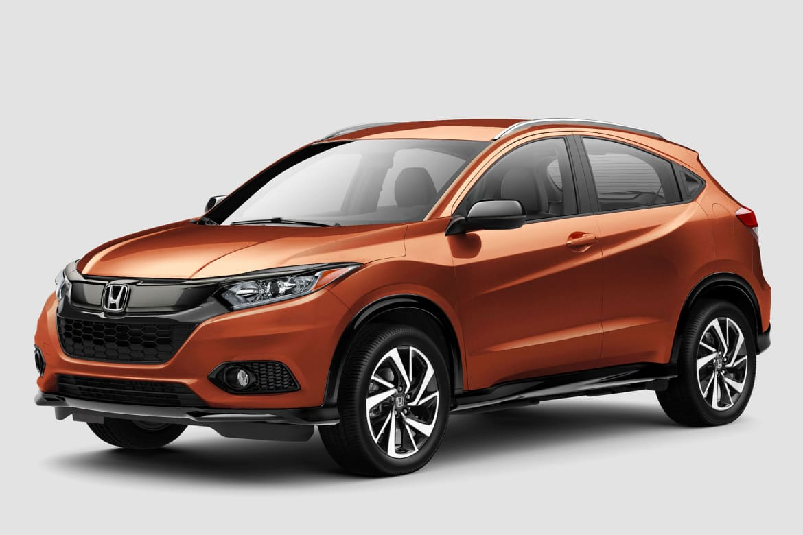 2018 Honda HR-V: Upgrades, Specs, Safety, Price >> 2019 Honda Hr V Drops Stick Raises Prices And Adds New