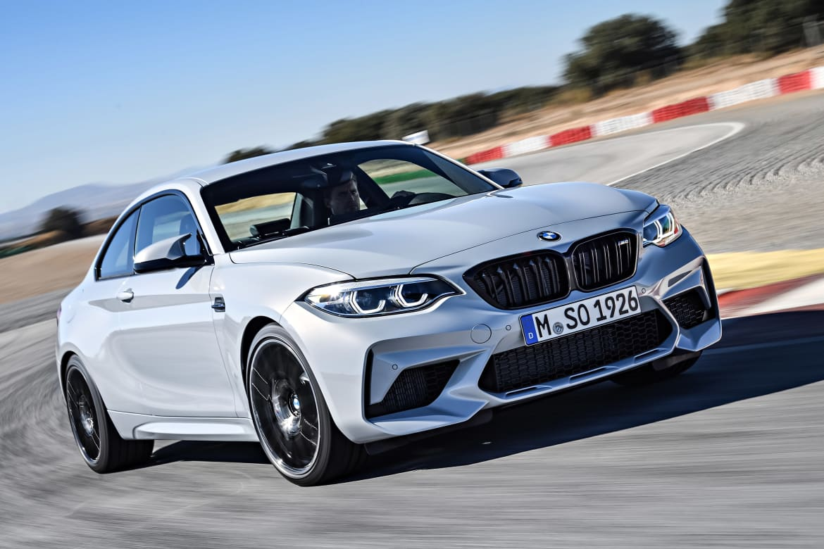 BMW M2 Still Small, But Mightier With 2019 M2 Competition | News