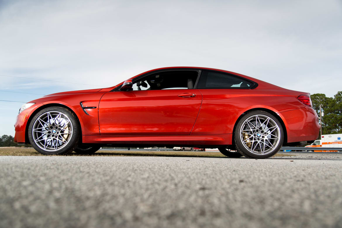 M4 Competition Package >> 2016 Bmw M4 Competition Package Review Photo Gallery News