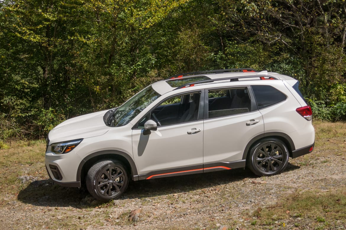 How Much Does It Cost To Fill Up A 2019 Subaru Forester