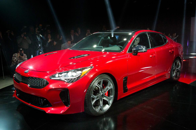 Kia Stinger Sports Sedan Starts At $32,800