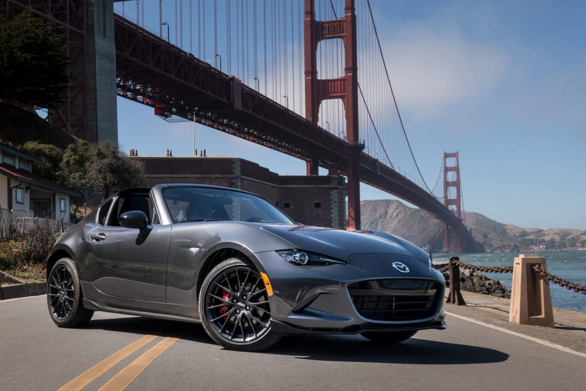 Which Convertibles for 2019 Have Power-Folding Hardtops?