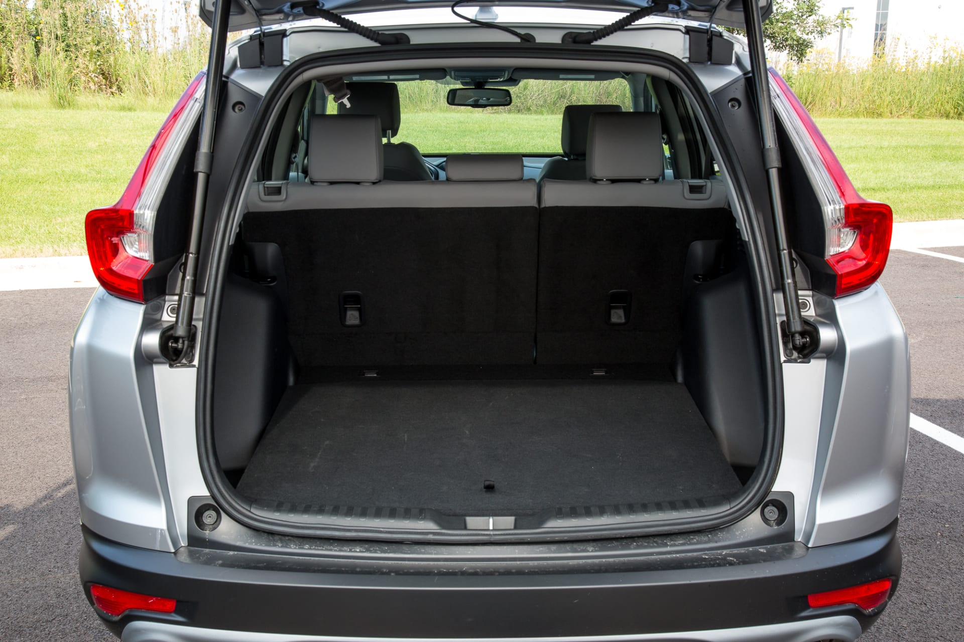honda cr  real world cargo space news carscom
