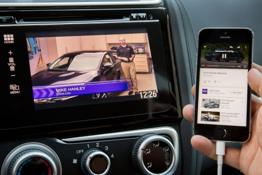 How Useful Is the Honda Fit's HDMI Port? | News | Cars com
