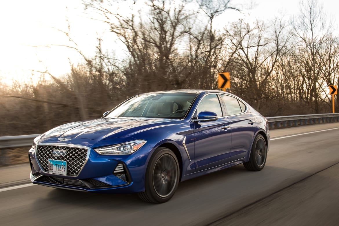 Cars.com's 2019 Genesis G70 So Fresh and So Clean After First Service Visit