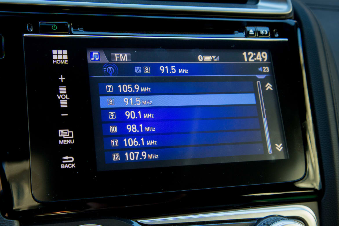 Our Long-Term Honda Fit's Touch-Screen Frustrates Drivers