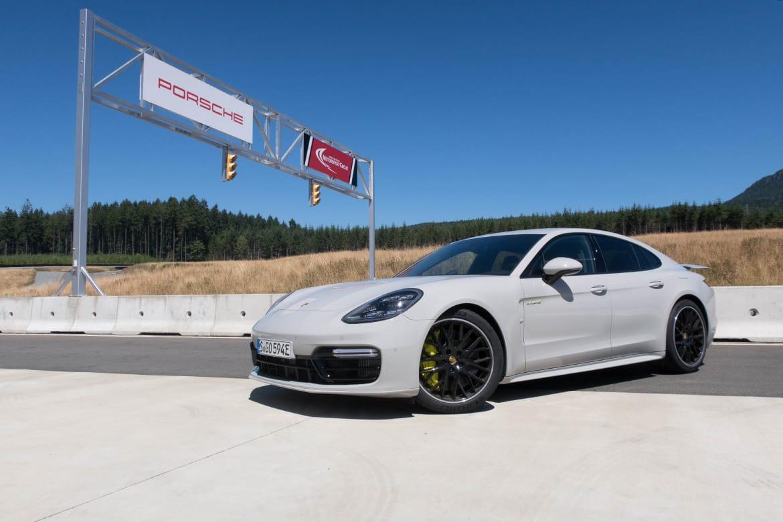 2018 Porsche Panamera Turbo S E,Hybrid Review First Drive