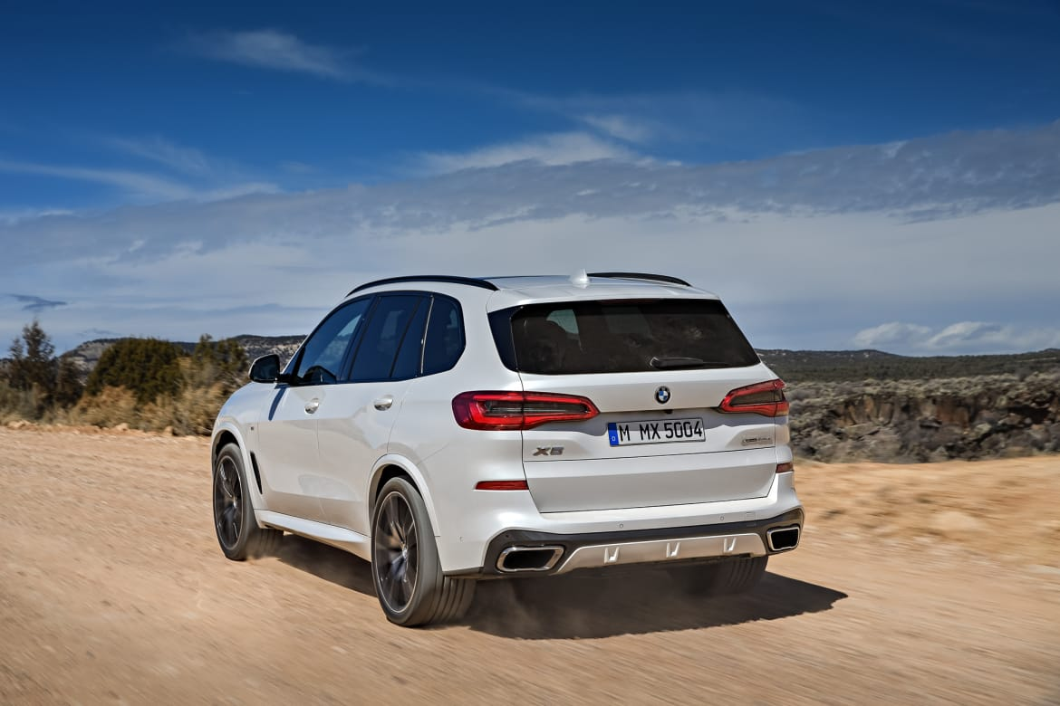 2019 Bmw X5 Rolls Into Dealers In Time For Turkey Day News Cars Com
