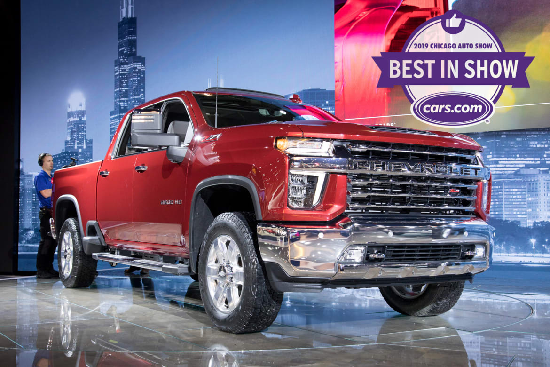 Best 2019 Trucks 2019 Chicago Auto Show: Best in Show | News | Cars.com