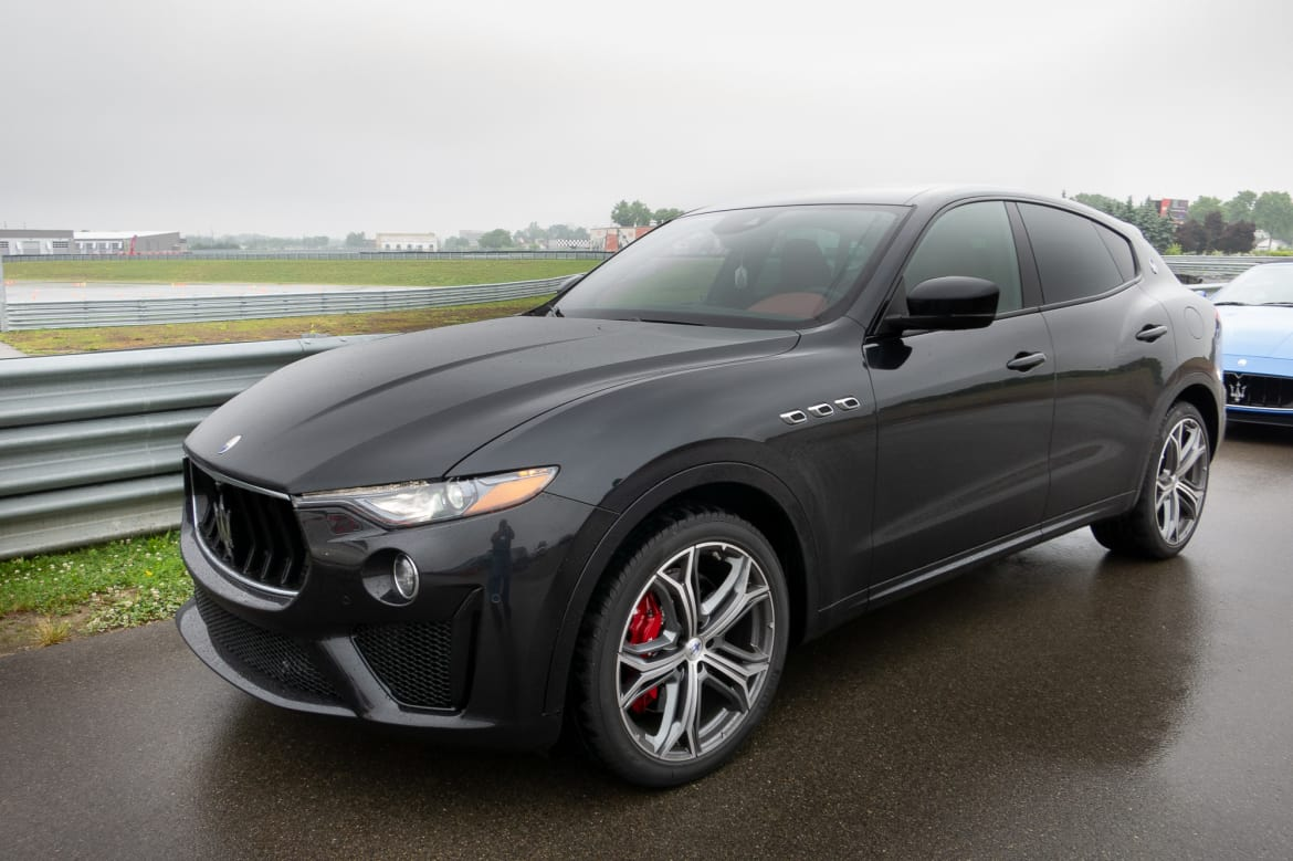 c9b72d41 Here's Everything We Know About the 2019 Maserati Levante GTS | News ...