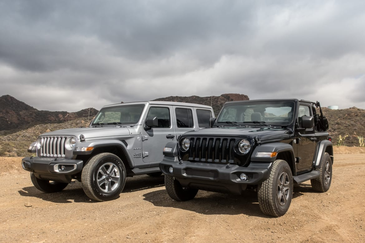 The New 2018 Jeep Wrangler – All The Latest Information >> 2018 Jeep Wrangler 5 Things For Non Enthusiasts To Enthuse