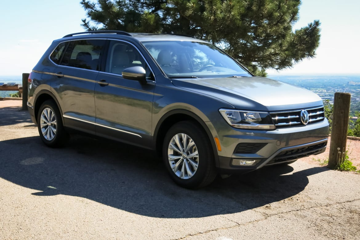 2018 Volkswagen Tiguan Review: First Drive | News | Cars com