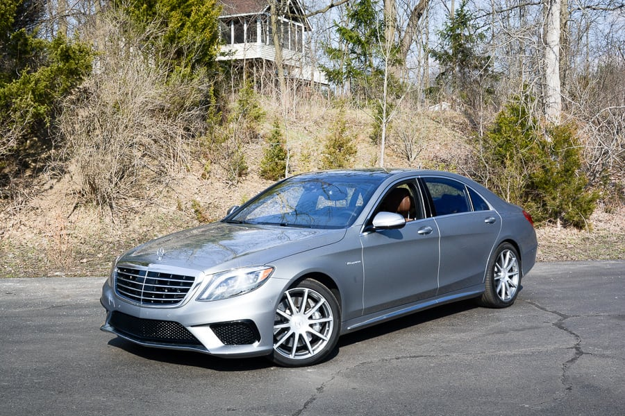 Our view: 2014 Mercedes-Benz S-Class