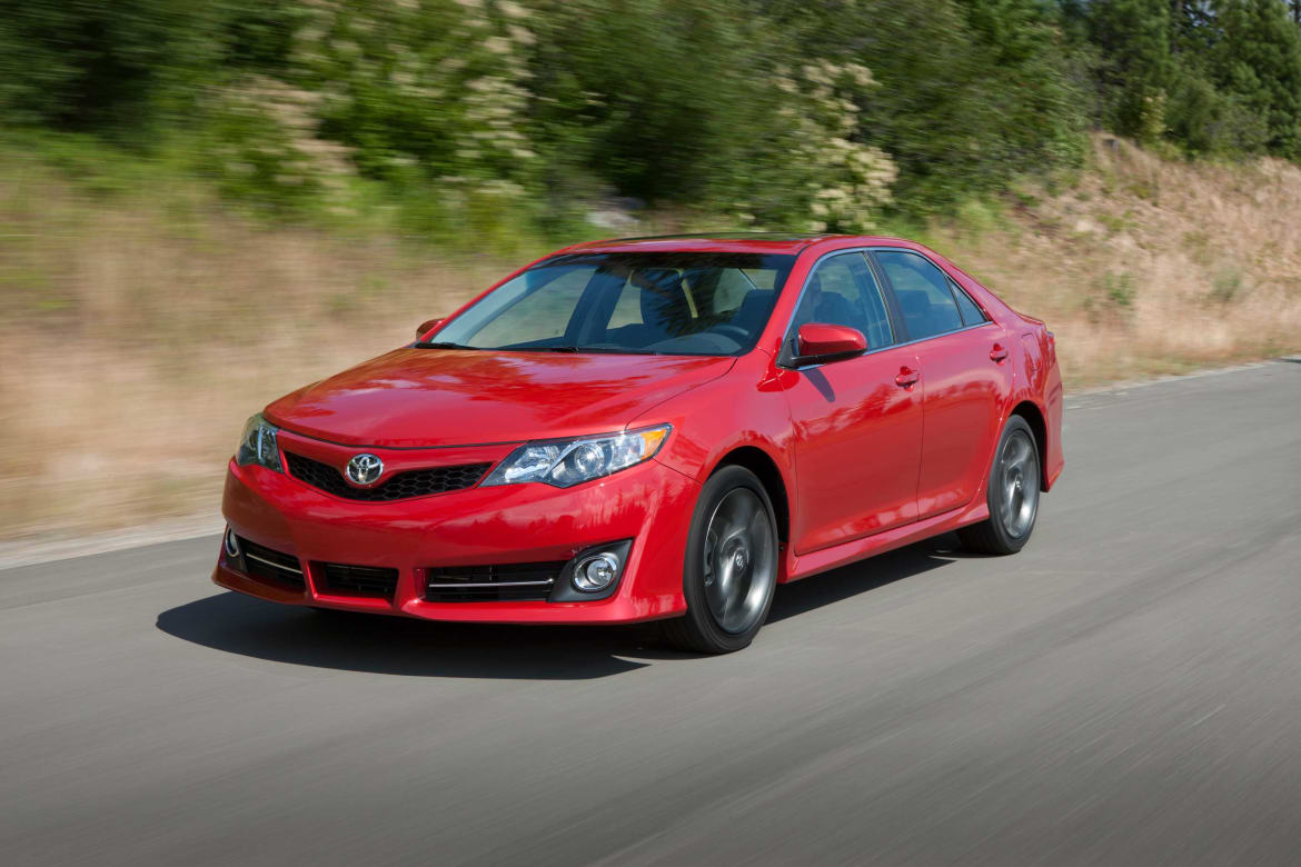 2012-2014 Toyota Camry Transmission Issue | News | Cars com