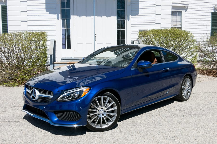Our View: 2017 Mercedes-Benz C-Class