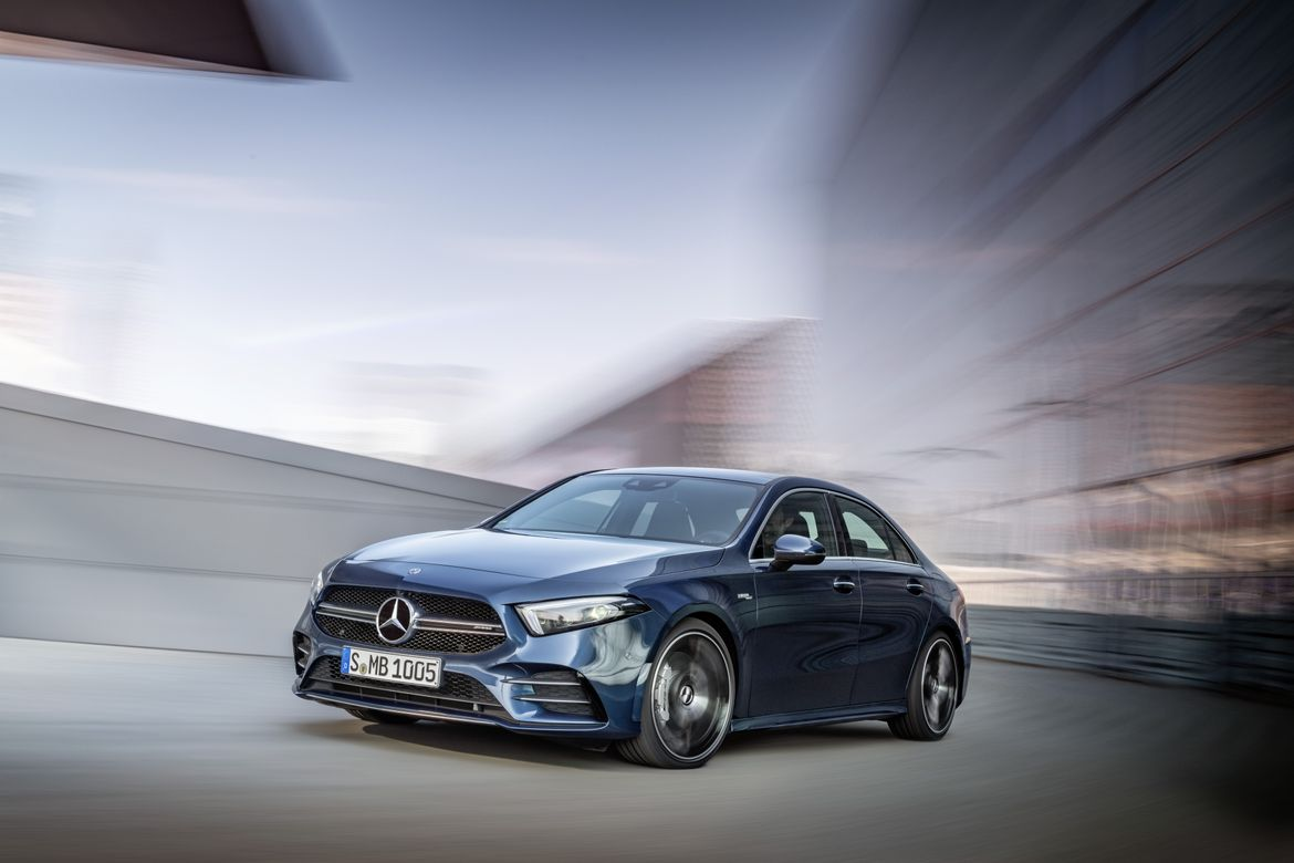 5 Things You Need To Know About The 2020 Mercedes Amg A35