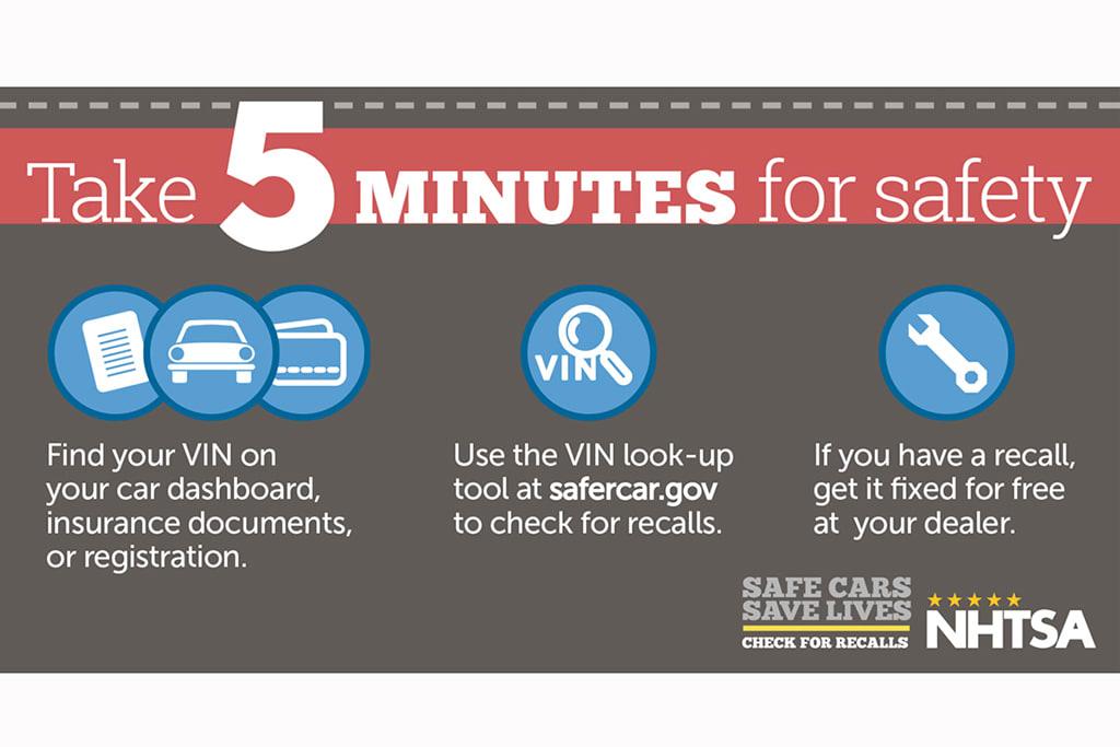 NHTSA Launches Recall Awareness Campaign | News | Cars com