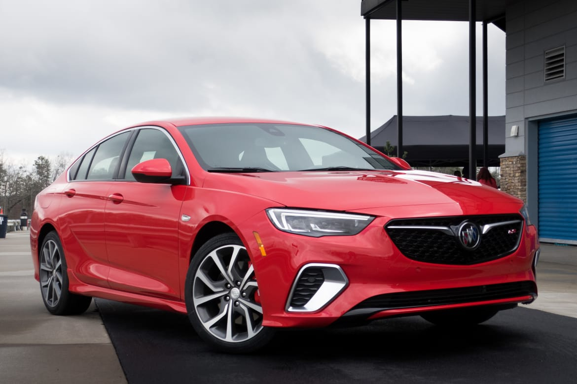 First Drive: 2018 Buick Regal GS Is Grand, But Not Sporty