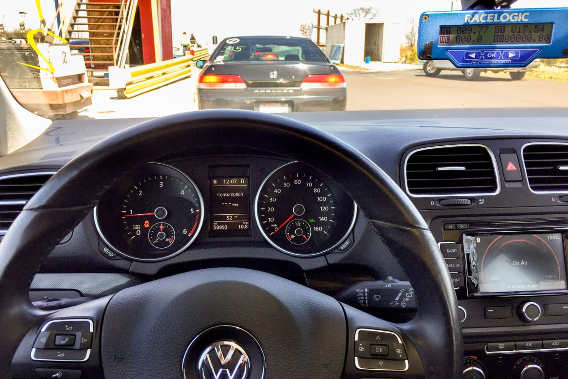 How Fast Is Our 2013 Volkswagen Jetta SportWagen TDI Before A Fix